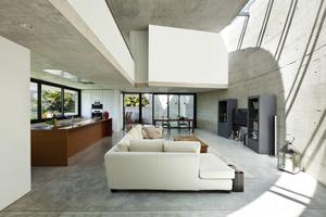 Loft-Wohnraum