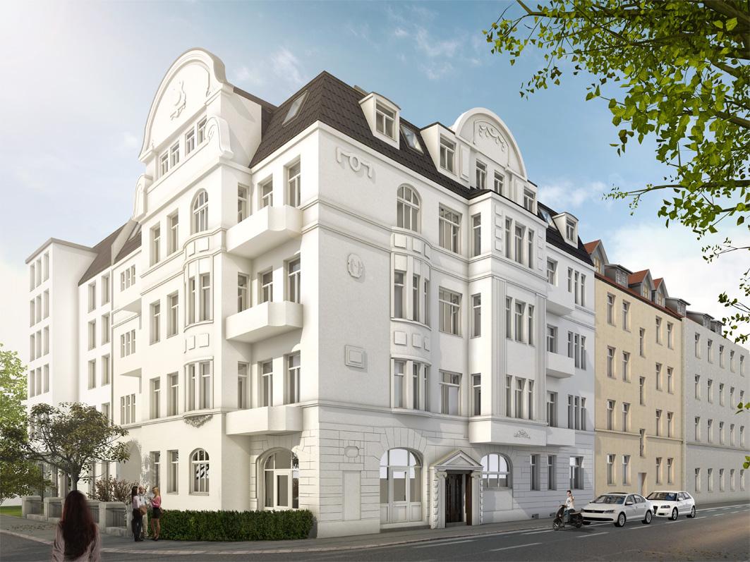 Denkmalimmobilie Chemnitz