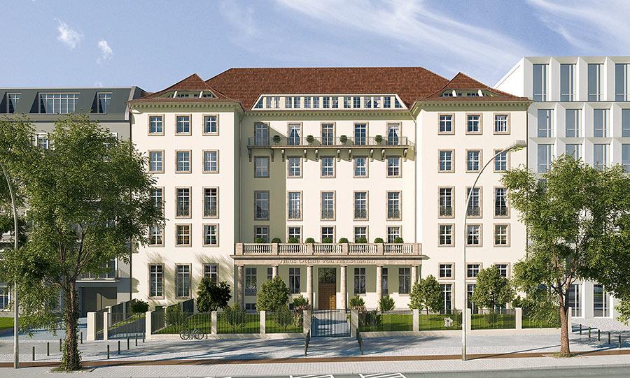 Denkmalimmobilien Berlin Charlottenburg