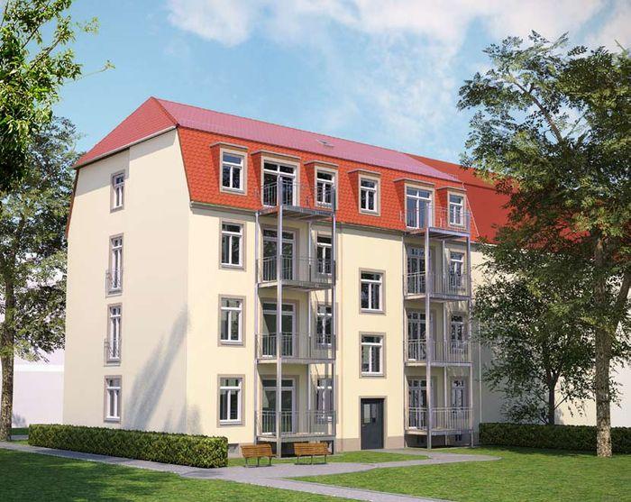 Denkmalimmobilie Dresden