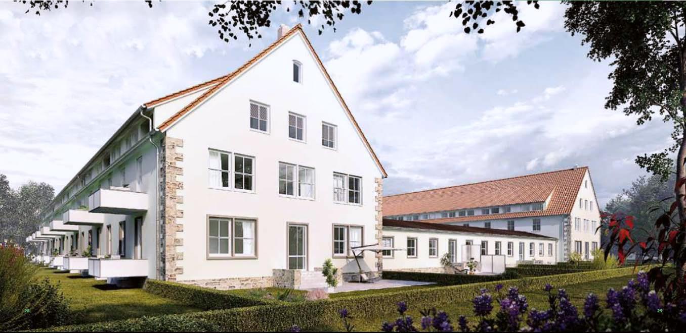 Denkmalimmobilien Wolfsburg