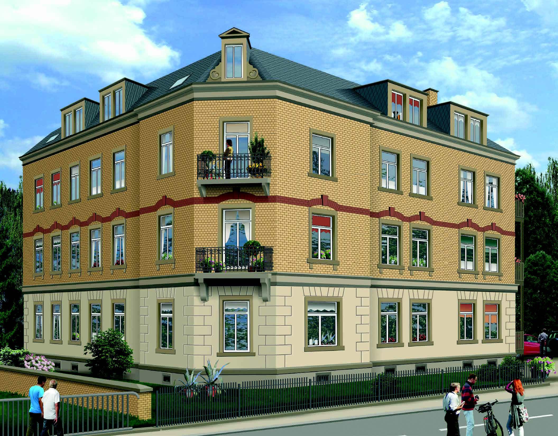 Denkmalimmoblie Pirna