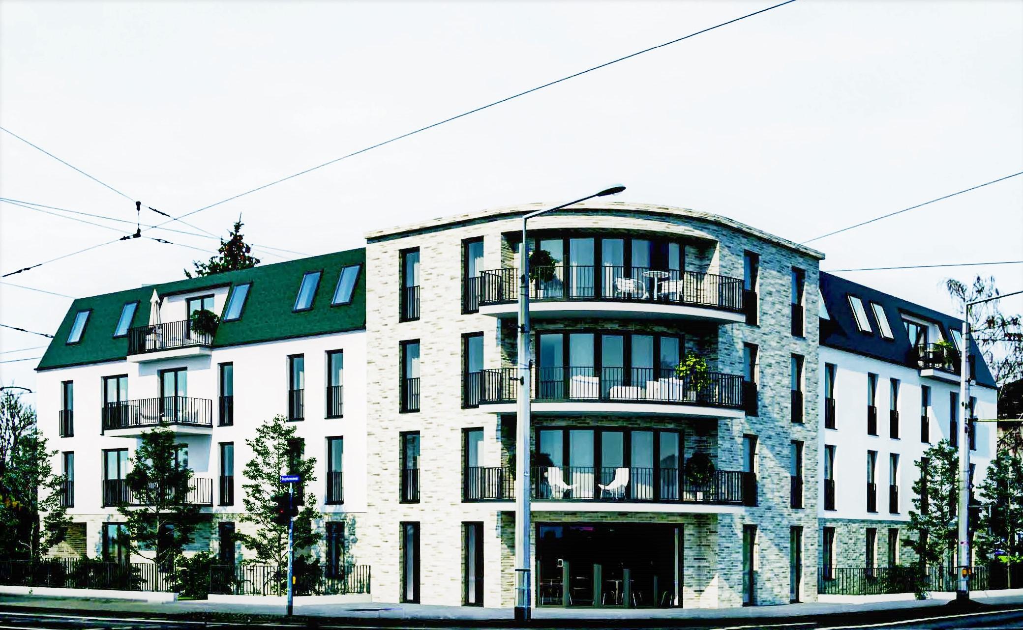 Neubau Dresden Leuben