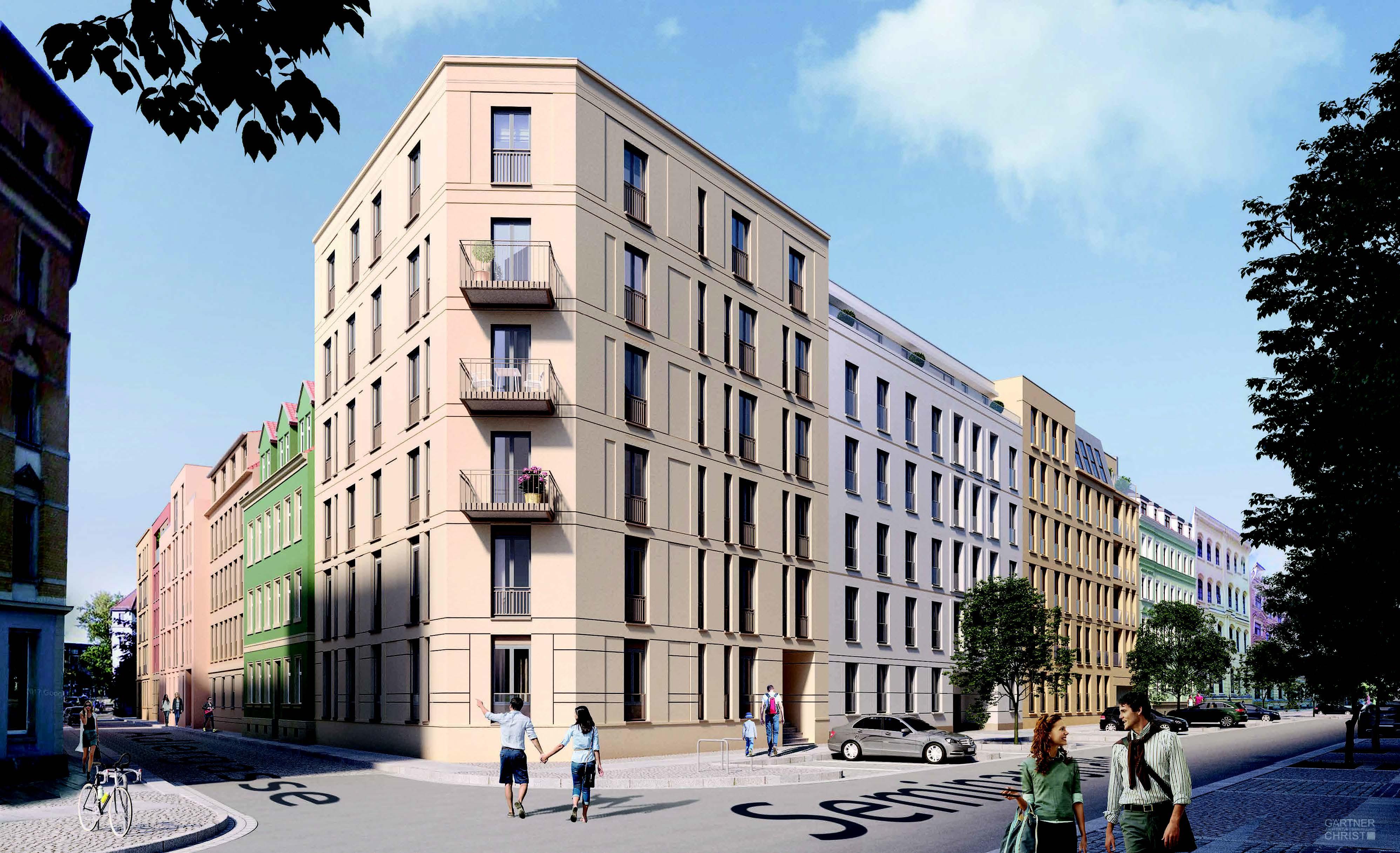 Eigentumswohnungen Dresden Neubau