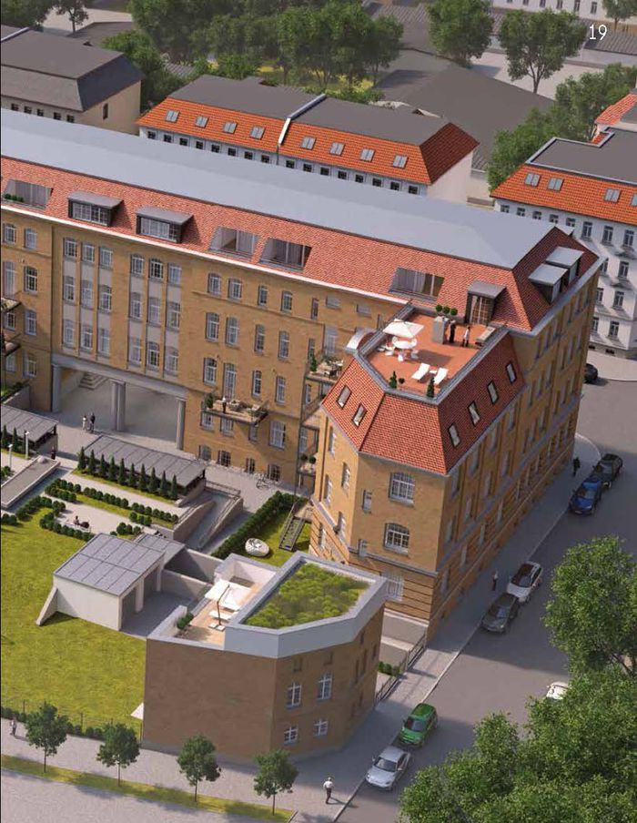 Denkmalimmobilien Leipzig Plagwitz Lofts