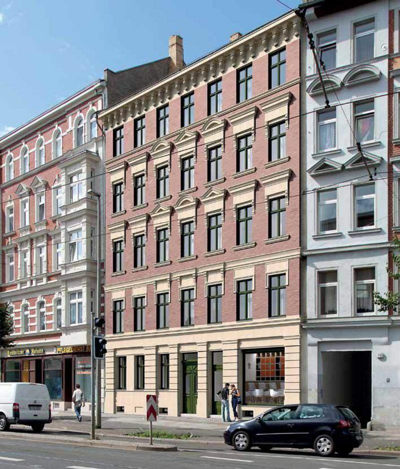 Denkmalimmobilien Leipzig Reudnitz