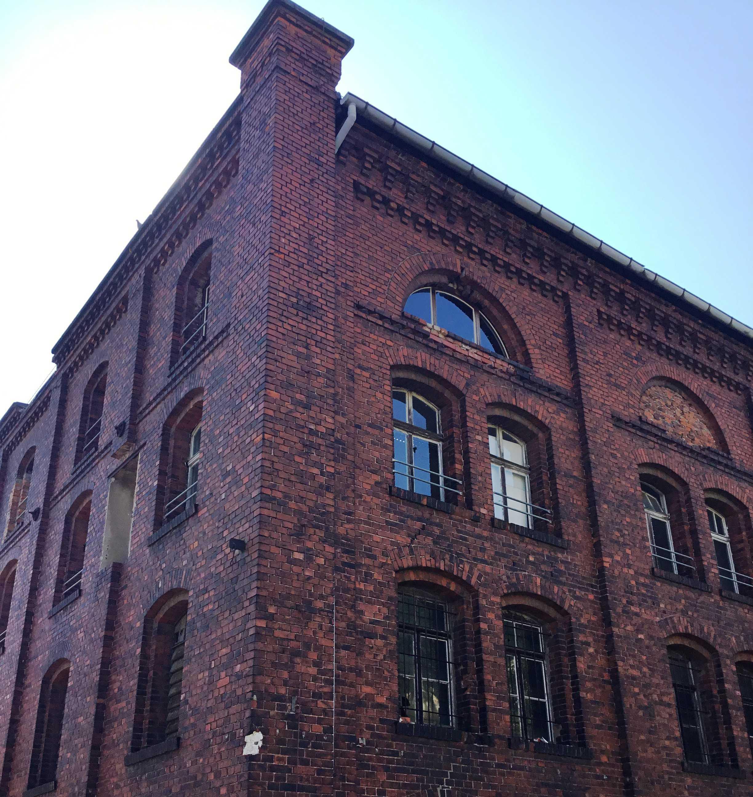 Denkmalimmobilie Industrie Loft