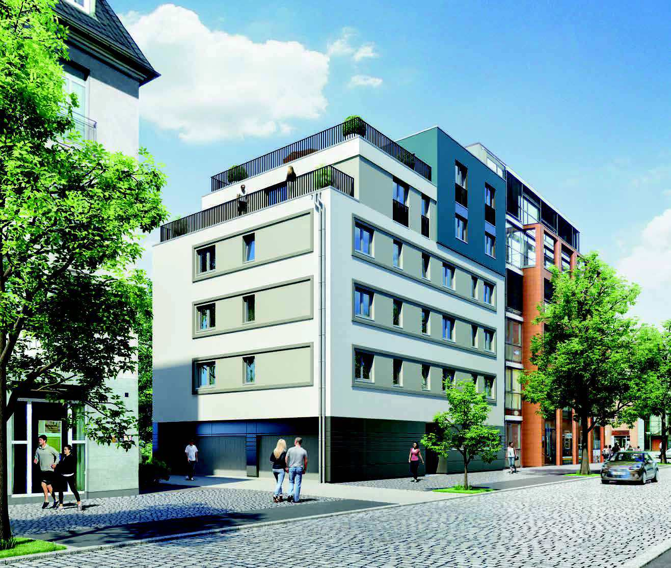 Neubau Dresden