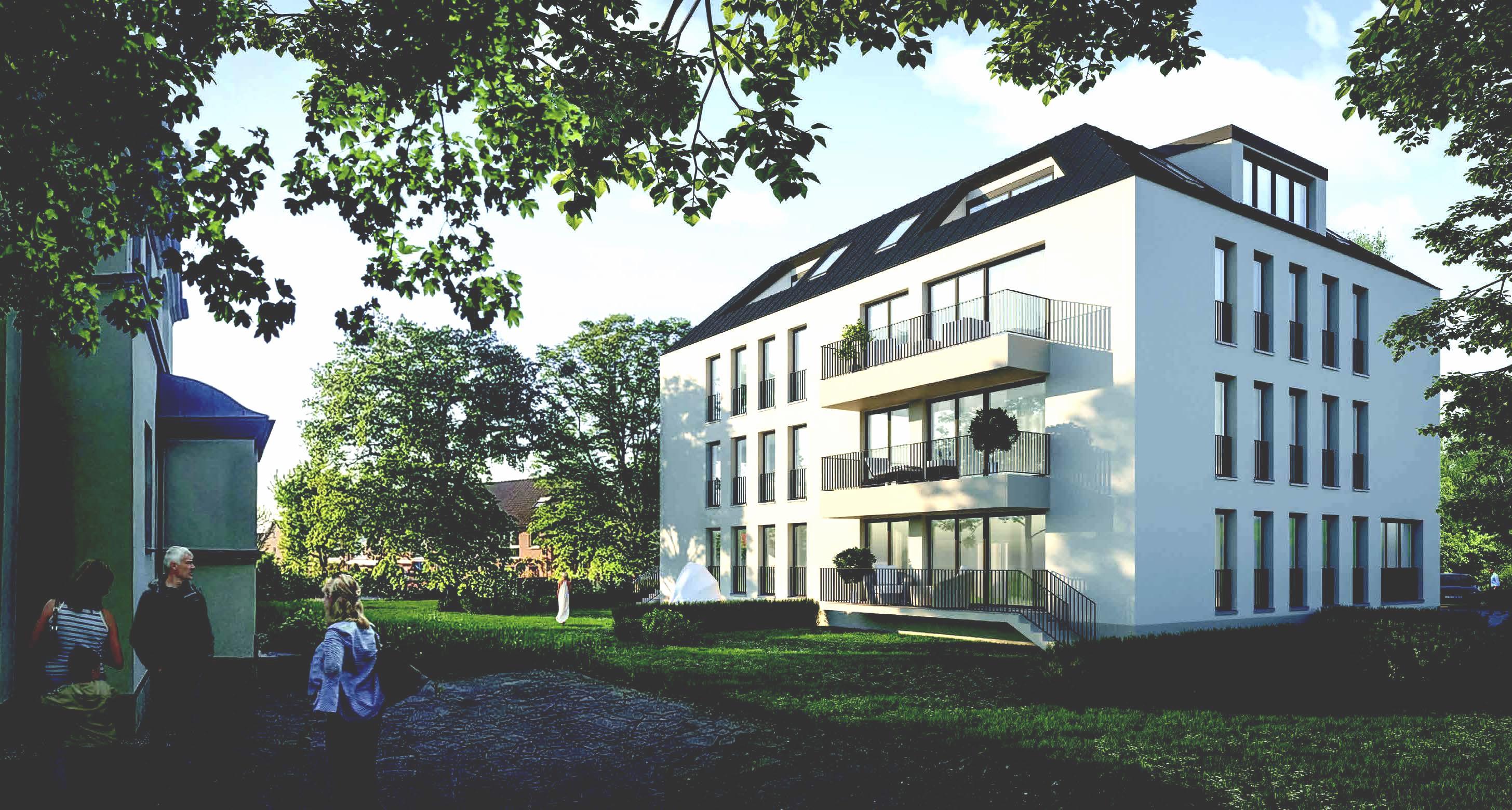 Neubau Dresden Laubegast