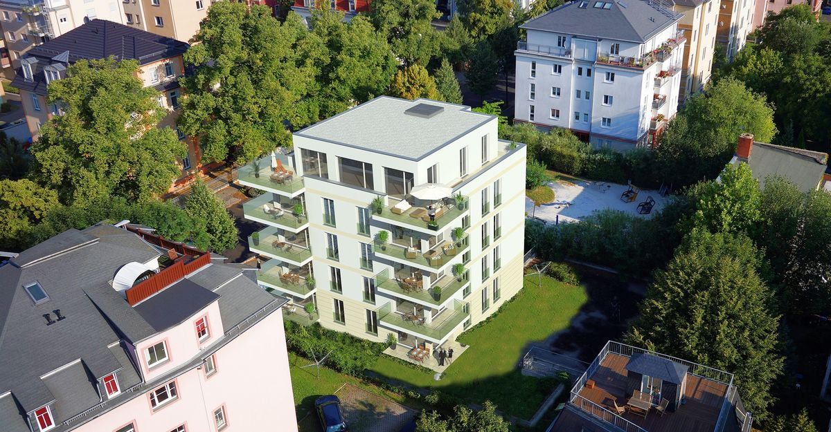 Neubau Eigentumswohnungen Dresden