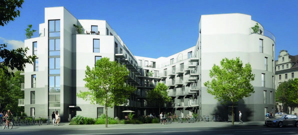Neubau Magdeburg