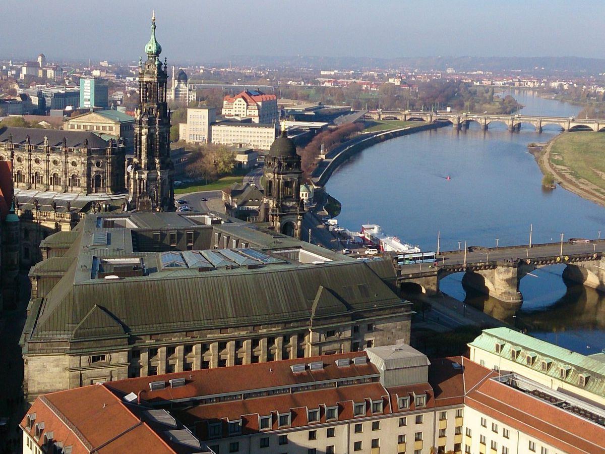 Denkmalimmobilien schönes Dresden